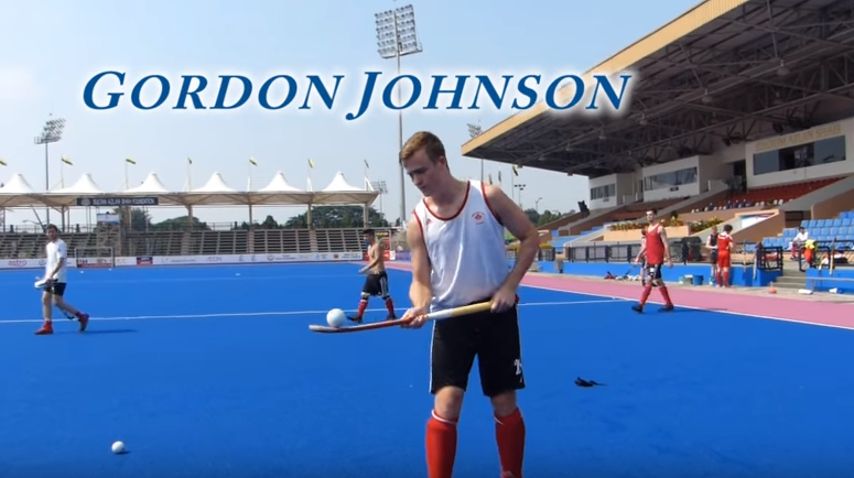 2Gordon JohnsonAwesome Field Hockey Skills by World Cup Players   YouTube