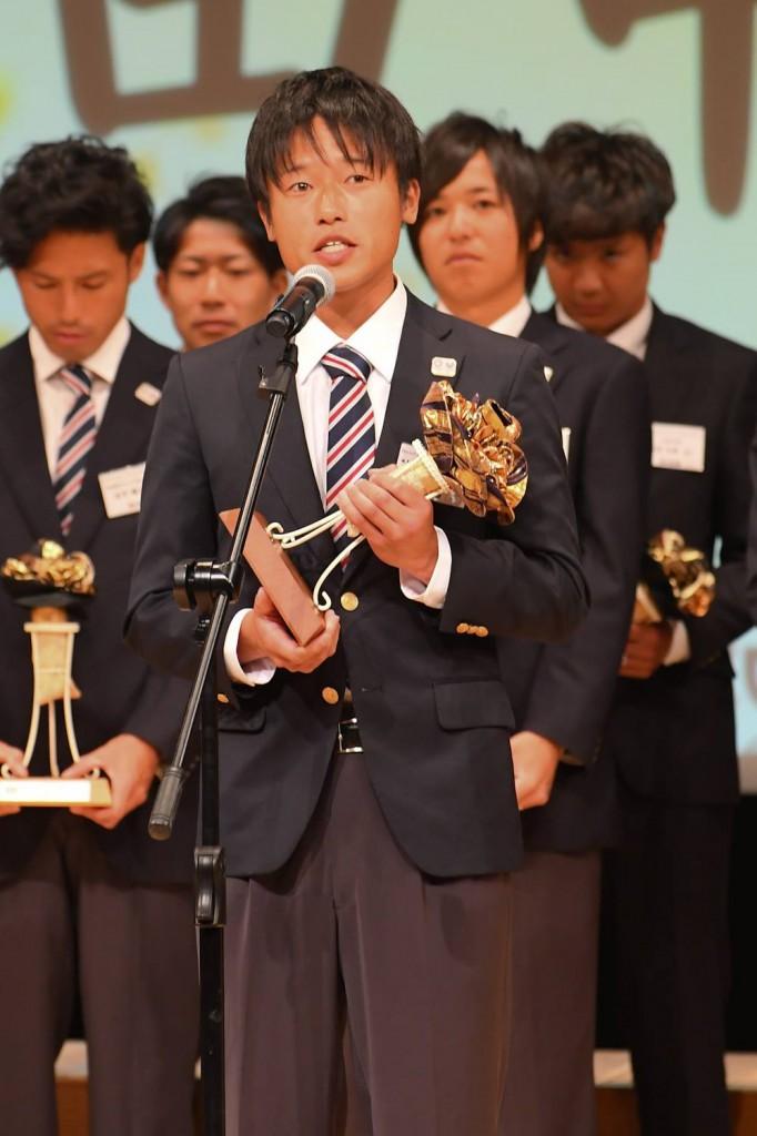MVP男子