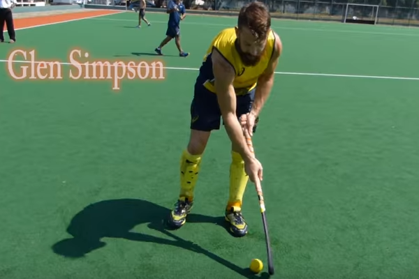 5Glen Simpson  Field Hockey Skills by World Cup Players   YouTube