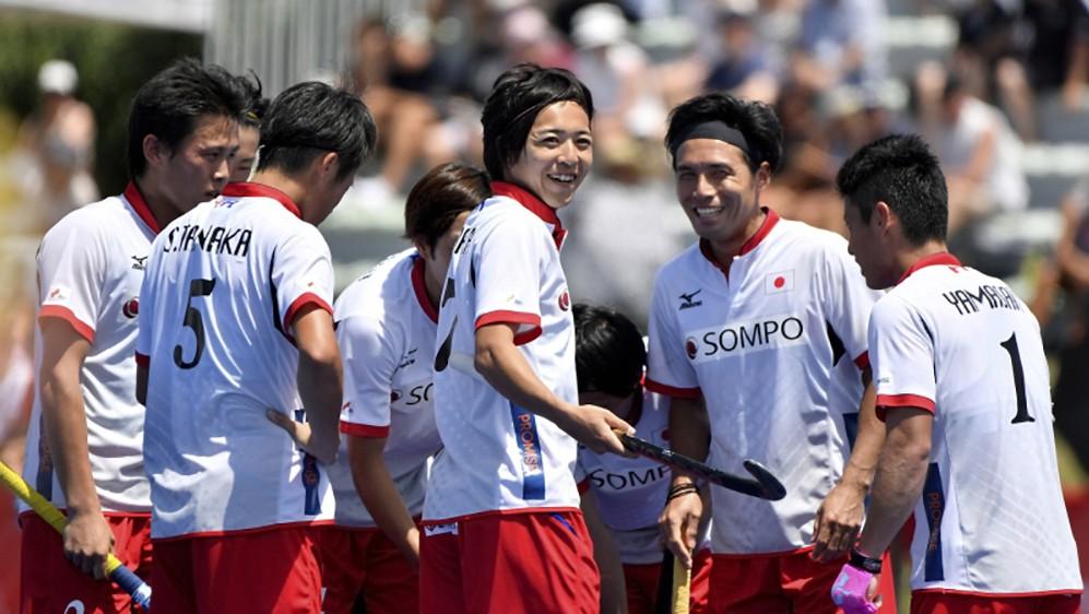 ホッケー男子日本代表