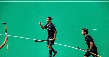 オランダリーグに挑戦する日本人選手は初。オランダホッケー界からも注目が集まる 出典元:https://www.nrc.nl/nieuws/2018/09/09/japanner-tanaka-moet-de-nieuwe-ster-worden-bij-hgc-a1615876