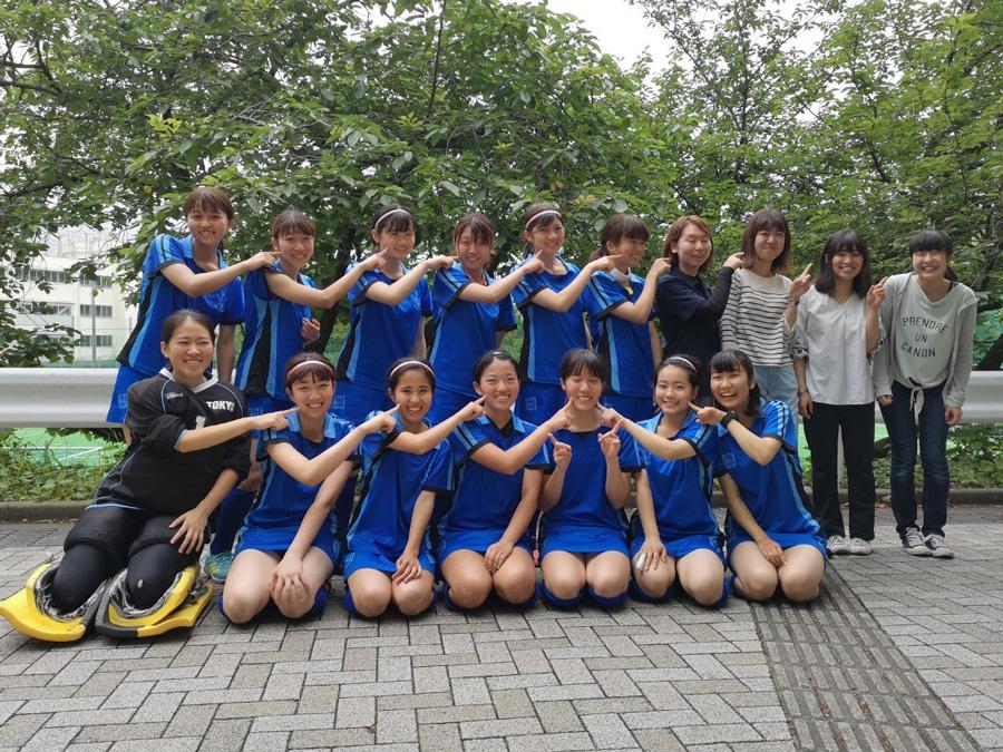 鍛えたフィジカルを活かし全員で攻め、全員で守り優勝を狙う東京大学。