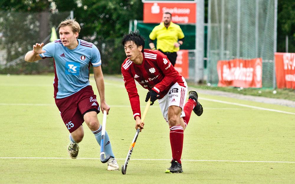 山下学はドイツリーグでのプレー経験も 写真=山下学提供