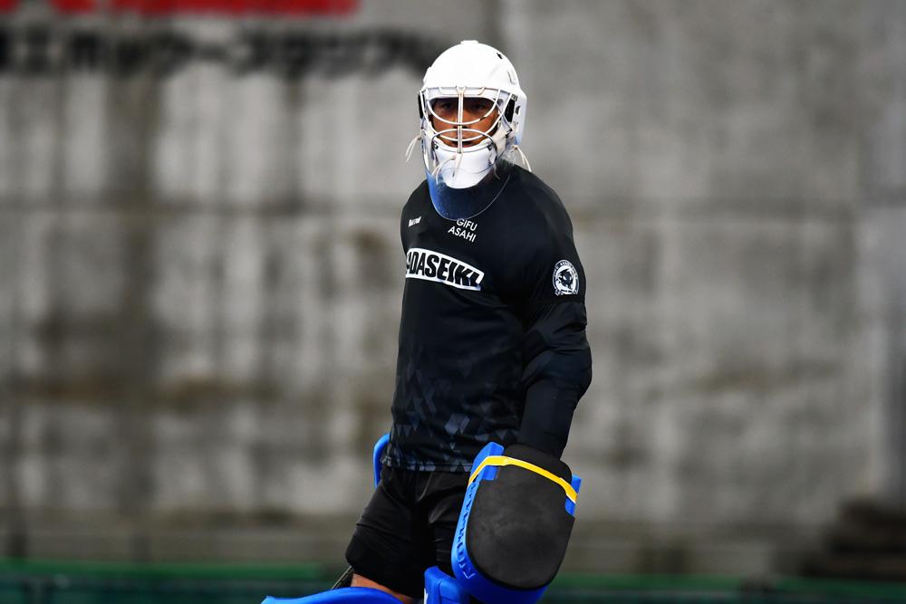 吉川貴史は2020年日本リーグで最優秀選手賞を受賞した 写真=田中勝吾